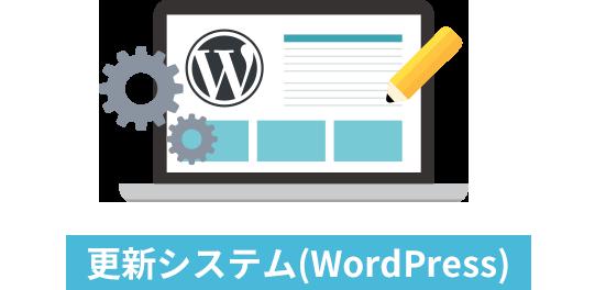 更新システム(WordPress)